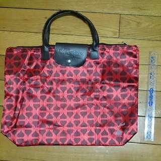 HERSHEY'S KISSES 巧克力 拉鍊釦子手提包 購物袋