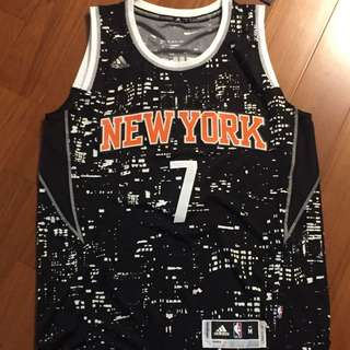 Adidas swingman New York Knicks Camelo Anthony 甜瓜 城市限定版 M