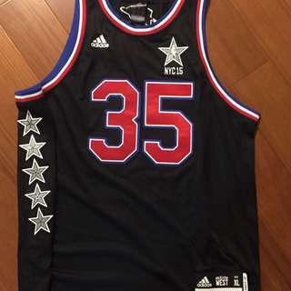 Adidas NBA 2015 ASG Kevin Durant #35