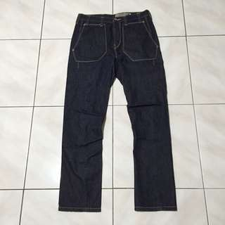 Levi's Engineered Jeans 3D剪裁牛仔褲