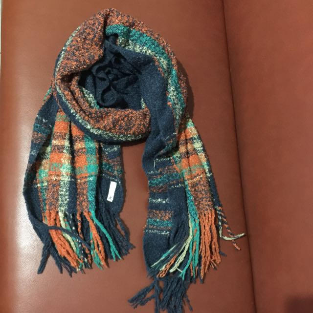 50% 圍巾
