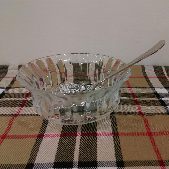水晶小沙拉碗(滿額贈)