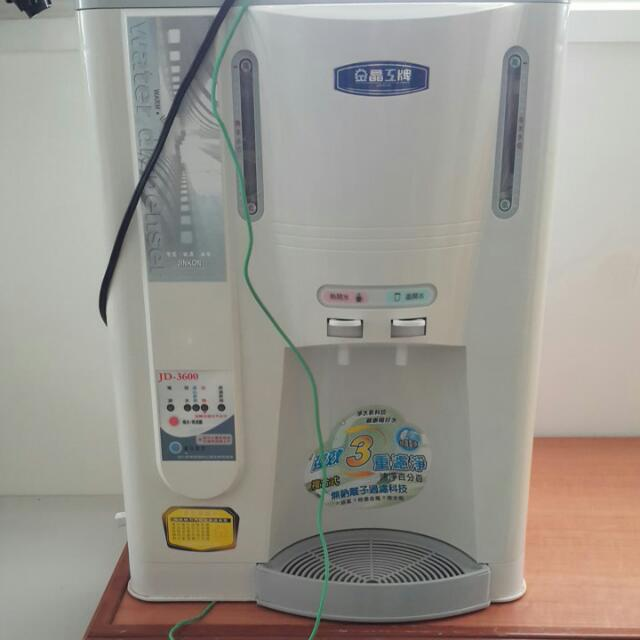二手 晶工牌 飲水機