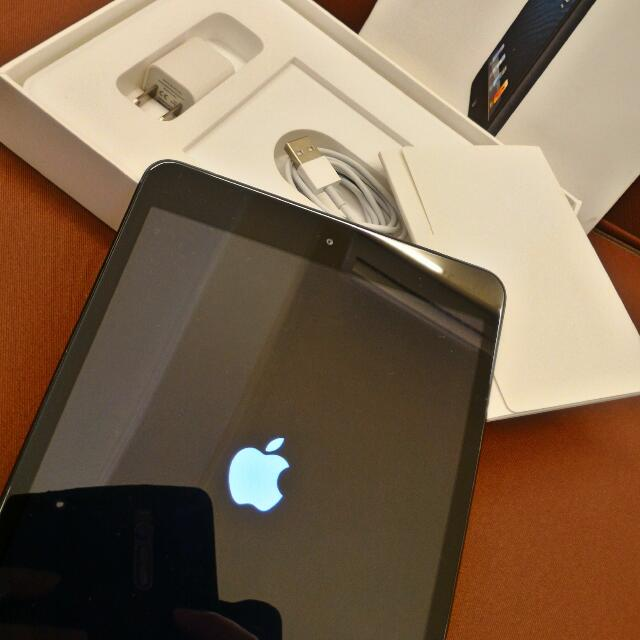 九成新 蘋果 iPad mini Wi‑Fi + Cellular 16G 支援 4G LTE