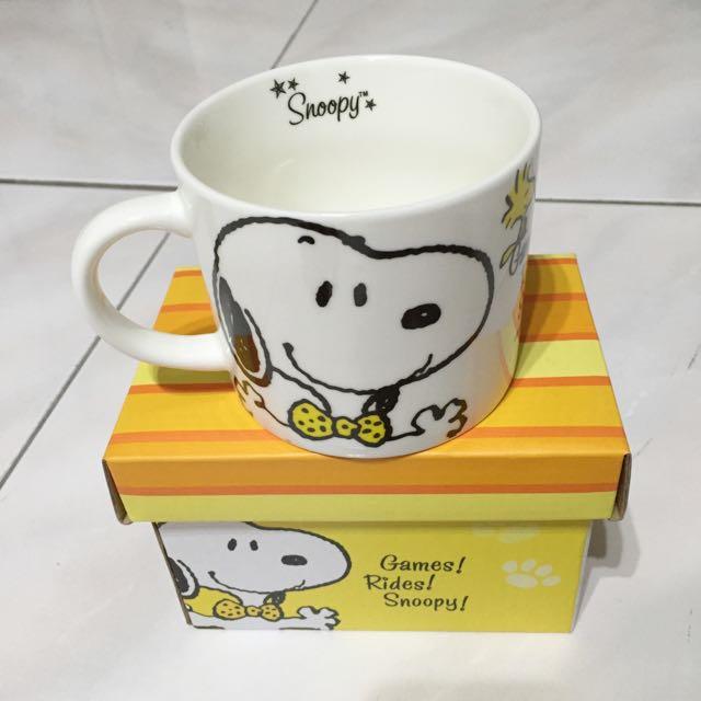 史努比 Snoopy 馬克杯