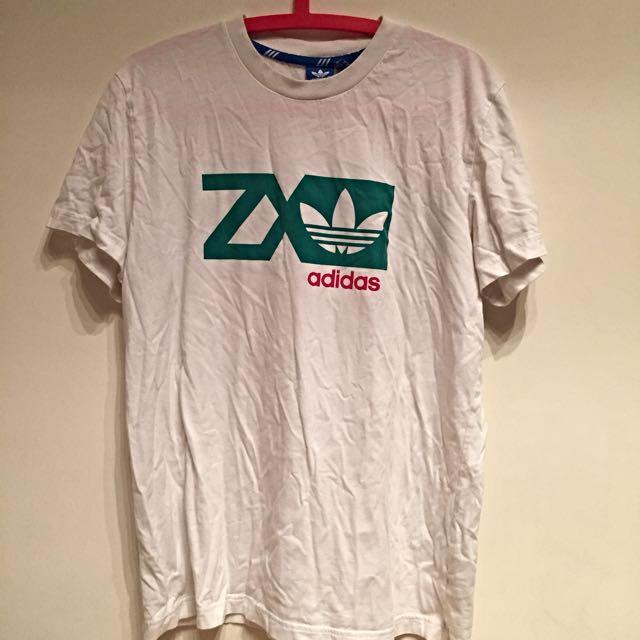 adidas ZX基本款T  L