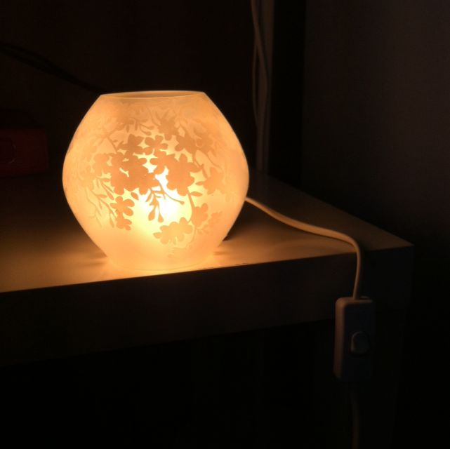 Bedside Table Light/Lamp
