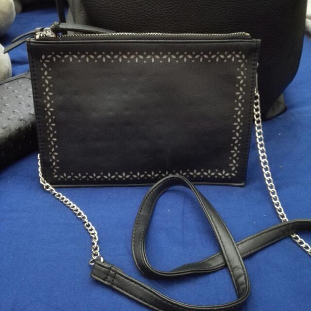 Brand New Double Side Bag