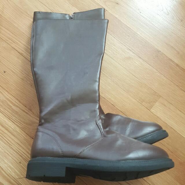 Jedi Brown Boots