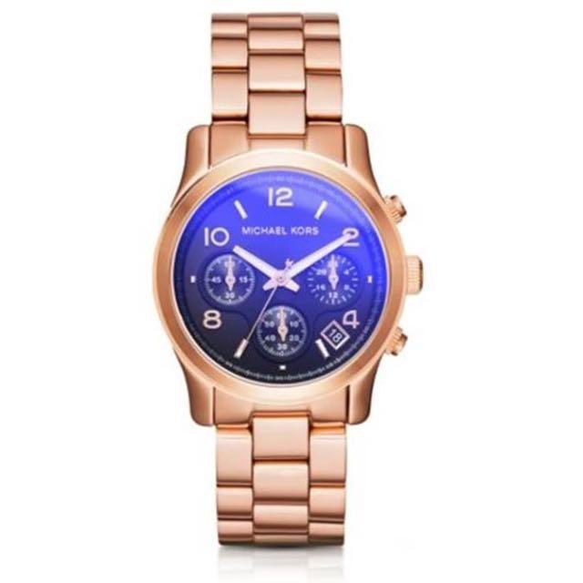 MK錶 湛藍錶 MK5940