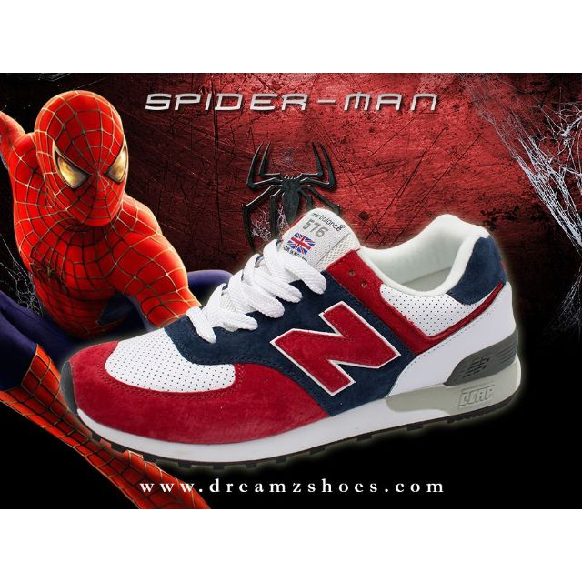new style c05ed 1fdc6 New Balance 576 Special Limited Edition Spiderman, Sports on ...
