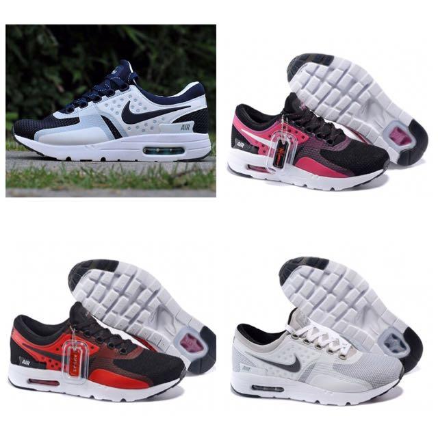 Nike Air Max Zero 男女慢跑鞋🎀