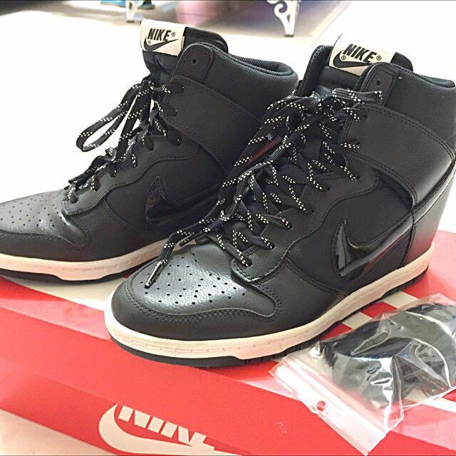 💥降 Nike DUNK SKY HI 內增高鞋✨