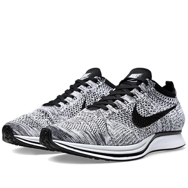save off 17c68 8152f ... best price nike flyknit racer oreo 1.0 sports on carousell 59f9d eacea