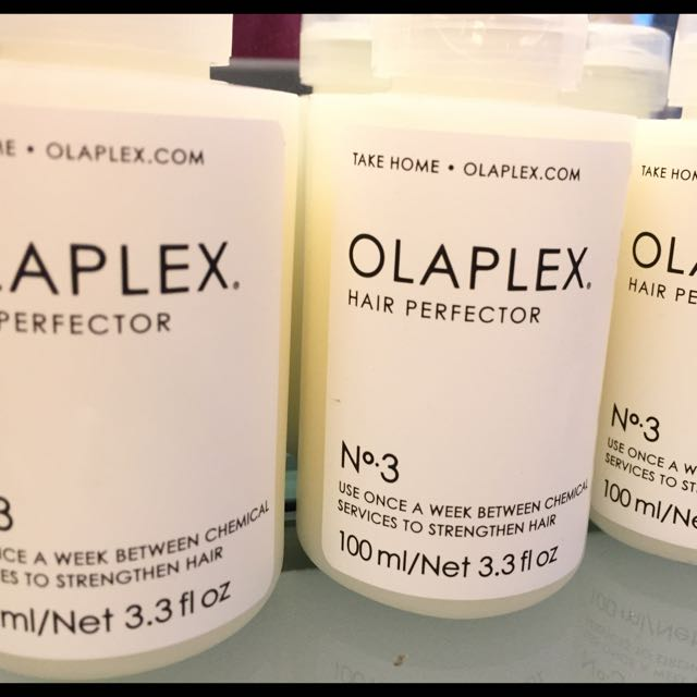 OLAPLEX N°3居家保養
