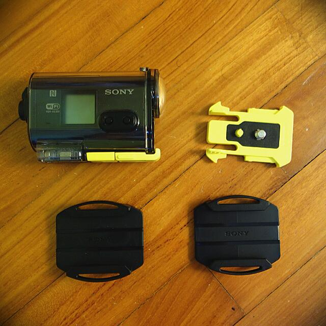 Sony Action cam As30