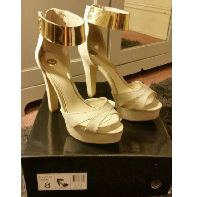 Zu Size 8 Heels