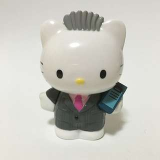 Hello Kitty!上班先生