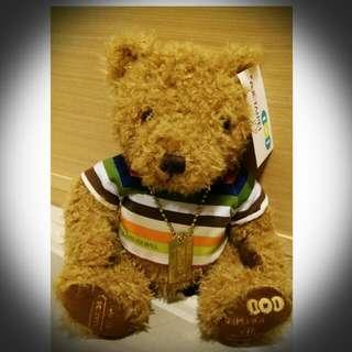 101😎7週年紀念 品牌COACH熊
