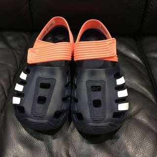 Kids Adidas Sandals/shoes Size 13k