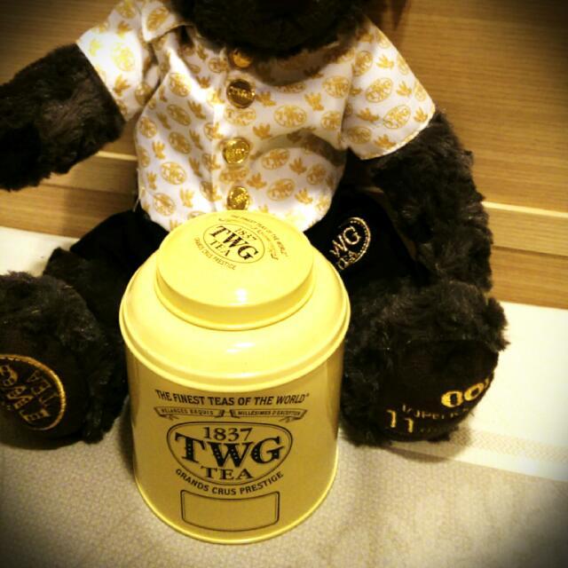 101😎11週年紀念  品牌TWG品牌熊