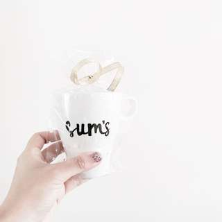 Customised Name Mugs