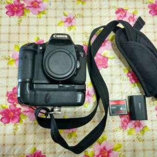 Canon 7D Body+accessories