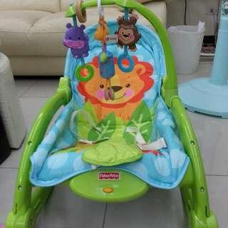 費雪嬰兒搖椅
