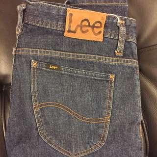 Lee牛仔褲 32腰