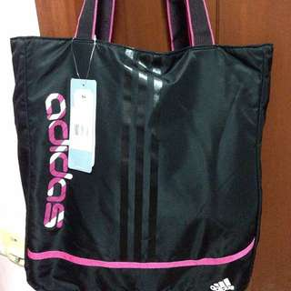 BN Adidas Black Tote Bag