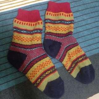 圖騰風襪子