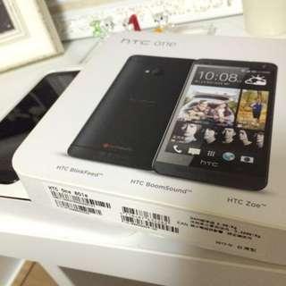 九成新 HTC ONE M7 贈新hello Kitty殼