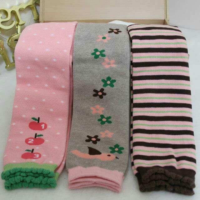 保暖襪3件組