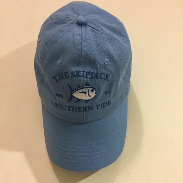 休閒品牌 Southern Tide 棒球帽 老帽 彎帽 軟帽