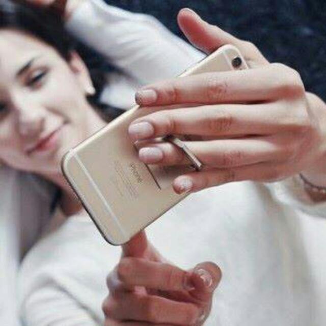 指環扣手機支架