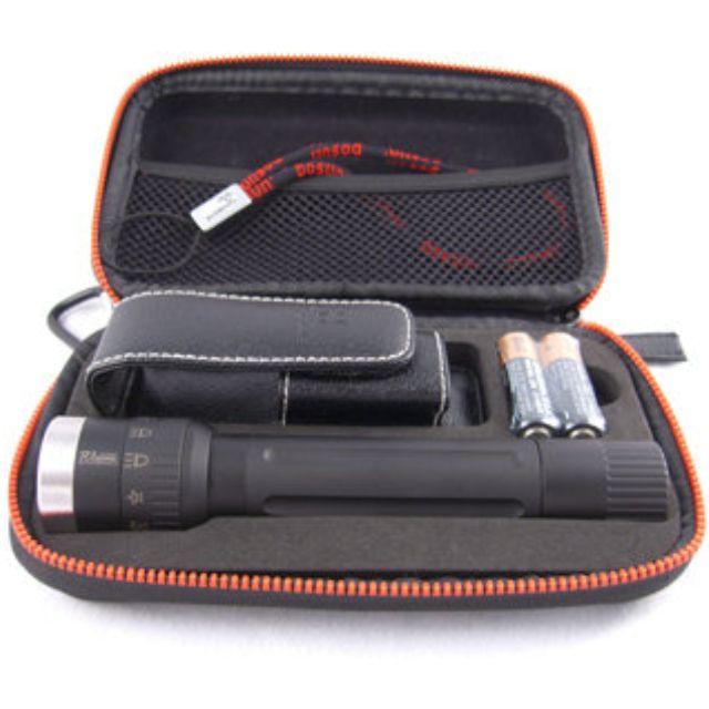 【全新】 DOSUN R1 高級LED 戰術手電筒 360°轉環調光開關 防水30公尺