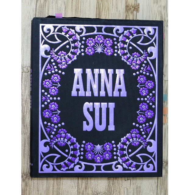 A fashion book about ANNA SUI