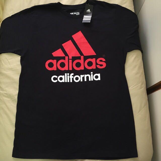 Adidas California Logo Tshirt