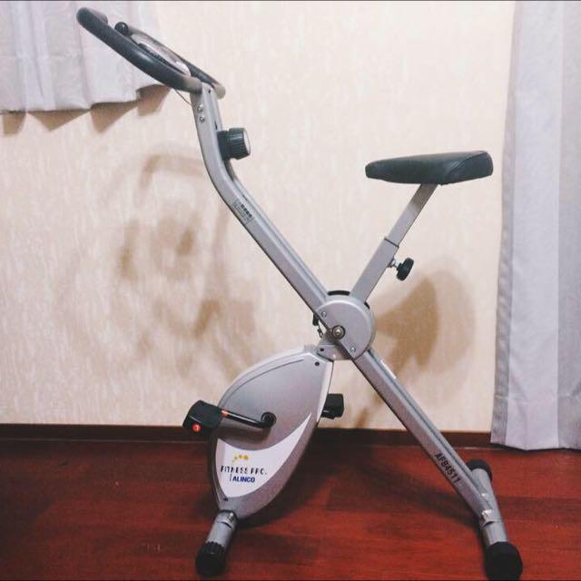 Alinco腳踏車機