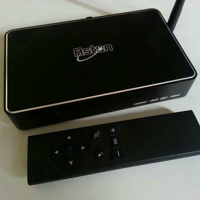 Aston Android Tv Box Watch Malaysia Astro Cable Tv Or Play Android