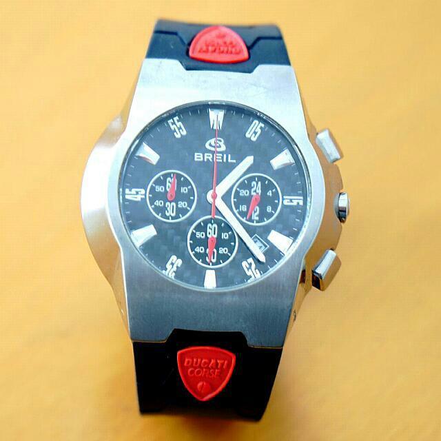 Breil Ducati Watch Strap