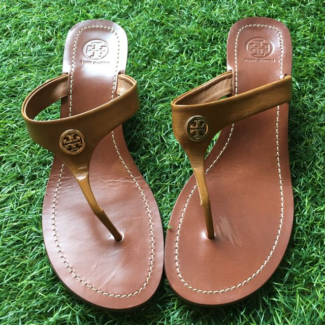 Tory Burch Sandals!, Luxury on Carousell