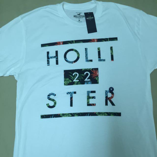 Hollister 字母 Logo