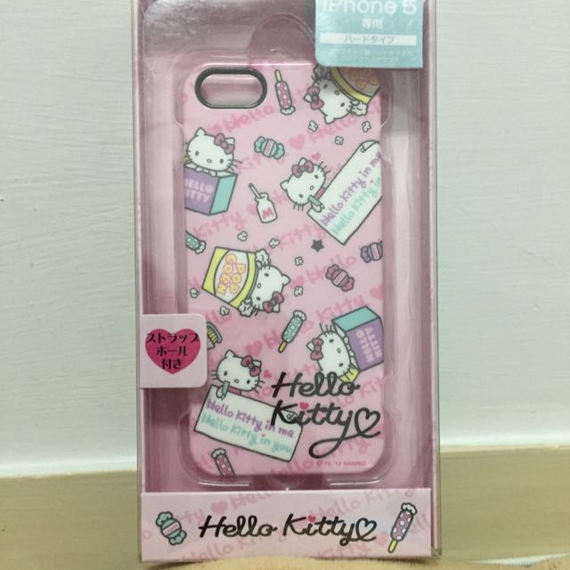 iPhone 5 Hello Kitty 手機殼