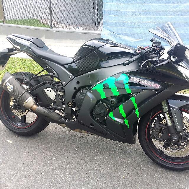 Kawasaki Zx10r 2012 Motorbikes On Carousell