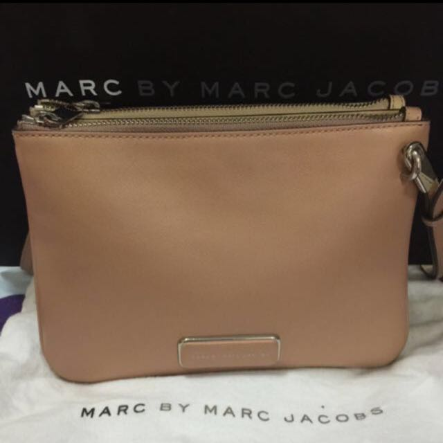Marc By Marc Jacobs 雙色包