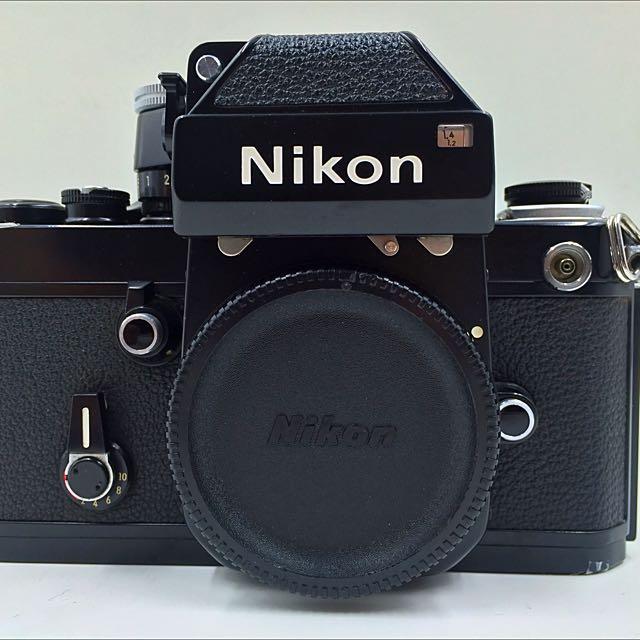Nikon F2純機械式相機