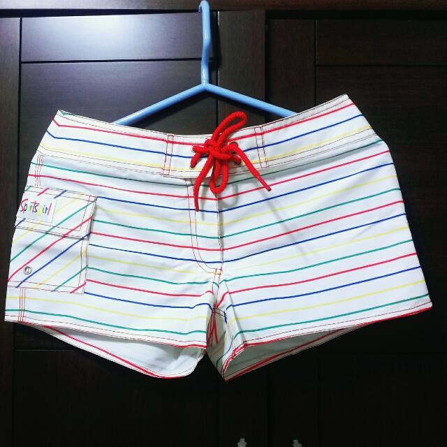 澳洲品牌Sports girl 休閒短褲/海灘褲