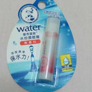 曼秀雷敦 水分潤唇膏 3.5g  無香料