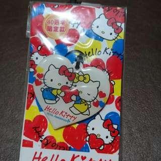 Hello Kitty 40週年紀念造型悠遊卡 《過年大降價》